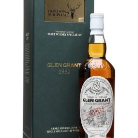 Glen Grant 1952 / Bot.2012 / Gordon & Macphail Speyside Whisky