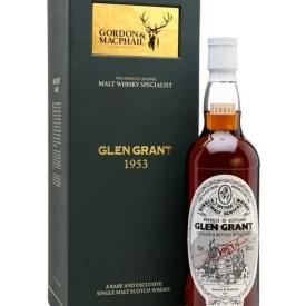 Glen Grant 1953 / 52 Year Old / Gordon & Macphail Speyside Whisky