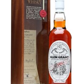 Glen Grant 1954 / Bot.2006 / Gordon & Macphail Speyside Whisky