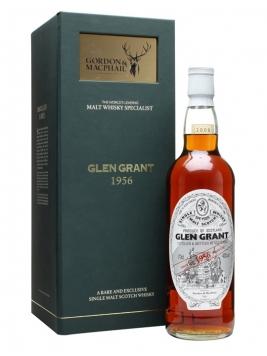 Glen Grant 1956 / Bot.2008 / Gordon & Macphail Speyside Whisky