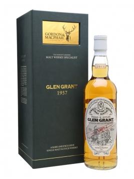 Glen Grant 1957 / Bot.2011 / Gordon & MacPhail Speyside Whisky