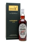 Glen Grant 1958 / Bot.2013 / Gordon & MacPhail Speyside Whisky