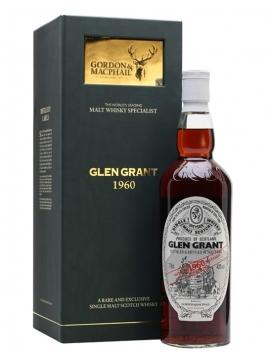 Glen Grant 1960 / Bot.2013 / Gordon & Macphail Speyside Whisky