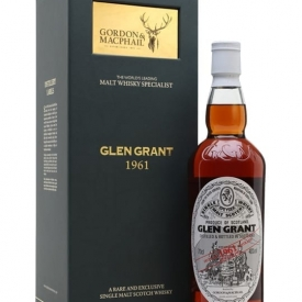 Glen Grant 1961 / 52 Year Old / Gordon & Macphail Speyside Whisky