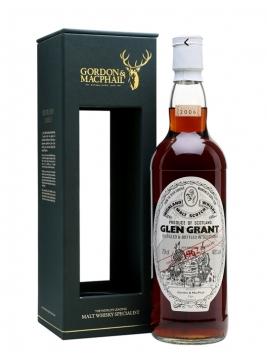 Glen Grant 1962 / Bot.2006 / Gordon & MacPhail Speyside Whisky