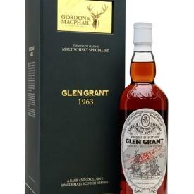 Glen Grant 1963 / Bot.2014 / Gordon & MacPhail Speyside Whisky