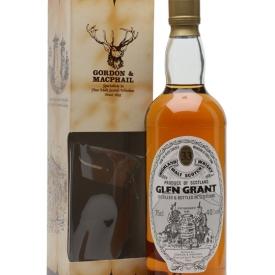 Glen Grant 33 Year Old / Bot.1980s Speyside Single Malt Scotch Whisky