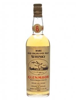 Glen Mhor 6 Year Old / Bot.1960s Highland Single Malt Scotch Whisky