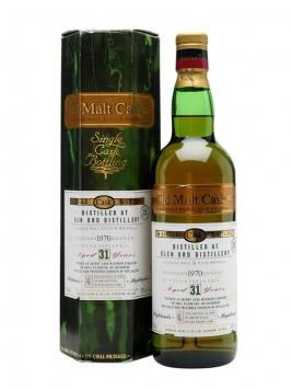 Glen Ord 1970 / 31 Year Old / Sherry Finish / Old Malt Cask Highland Whisky