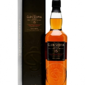 Glen Scotia 15 Year Old Campbeltown Single Malt Scotch Whisky