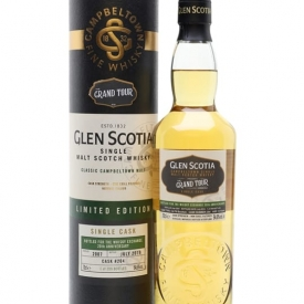 Glen Scotia 2007 Peated / 12 Year Old / TWE Exclusive Campbeltown Whisky