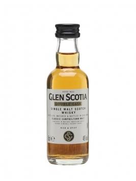 Glen Scotia Double Cask Miniature Campbeltown Whisky