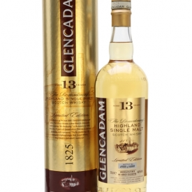 Glencadam 13 Year Old / The Re-Awakening Highland Whisky