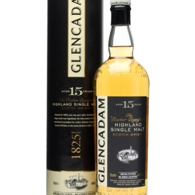 Glencadam 15 Year Old Highland Single Malt Scotch Whisky
