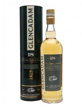 Glencadam 18 Year Old Highland Single Malt Scotch Whisky