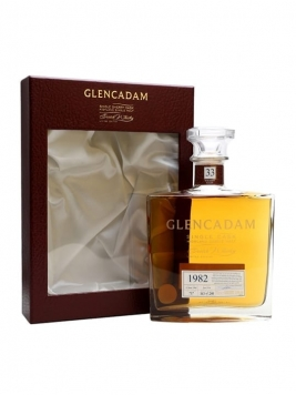 Glencadam 1982 / 33 Year Old Highland Single Malt Scotch Whisky
