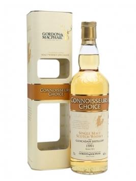 Glencadam 1991 / Bot.2013 / Connoisseurs Choice Highland Whisky