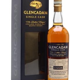 Glencadam 1998 / 19 Year Old / Cask #1 Highland Whisky