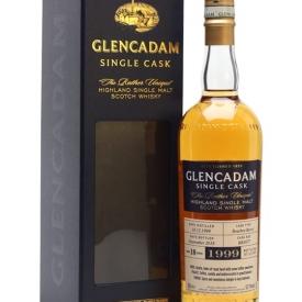 Glencadam 1999 / 18 Year Old / Cask #3077 Highland Whisky