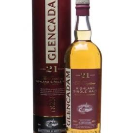 Glencadam 21 Year Old Highland Single Malt Scotch Whisky