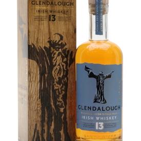 Glendalough 13 Year Old / Mizunara Finish Single Malt Irish Whiskey
