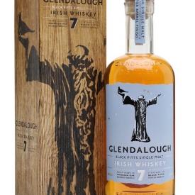 Glendalough 7 Year Old / Porter Finish Single Malt Irish Whiskey