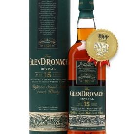 Glendronach 15 Year Old Revival / Sherry Cask / Bot.2013 Highland Whisky