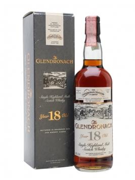 Glendronach 1976 / 18 Year Old / Sherry Cask Highland Whisky