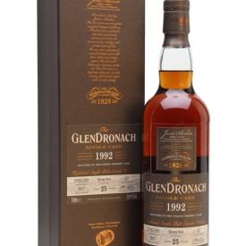Glendronach 1992 / 25 Year Old / Sherry Butt Highland Whisky