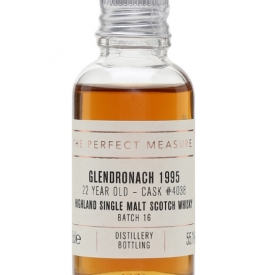 Glendronach 1995 Sample / 22 Year Old / PX Puncheon Highland Whisky