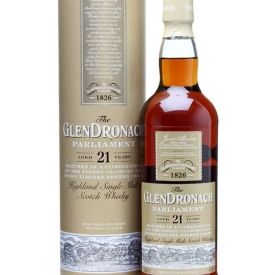 Glendronach 21 Year Old Parliament / Sherry Cask Highland Whisky