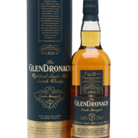 Glendronach Cask Strength / Batch 7 Highland Single Malt Scotch Whisky