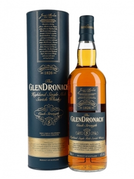 Glendronach Cask Strength / Batch 8 Highland Single Malt Scotch Whisky