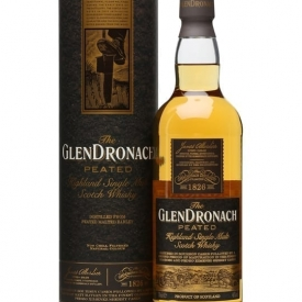 Glendronach Peated Highland Single Malt Scotch Whisky