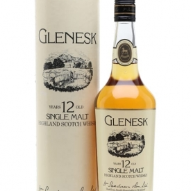 Glenesk 12 Year Old / Bot.1980s Highland Single Malt Scotch Whisky