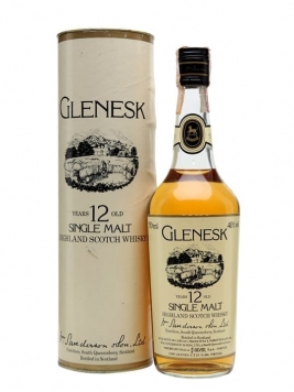 Glenesk 12 Year Old / Bot.1980s Highland Single Malt Scotch Whisky