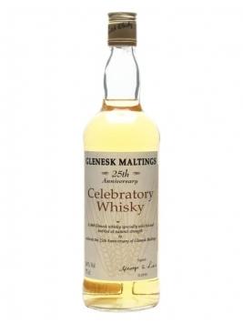 Glenesk Maltings 1969 / 25th Anniversary Highland Whisky