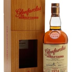 Glenfarclas 1974 / Family Casks W15 / #6049 Speyside Whisky