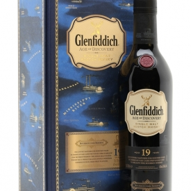 Glenfiddich 19 Year Old / Age of Discovery Bourbon Speyside Whisky