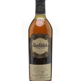 Glenfiddich 1974 / Fenton Tower Speyside Single Malt Scotch Whisky