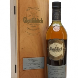 Glenfiddich 1975 / Vintage Reserve Speyside Single Malt Scotch Whisky