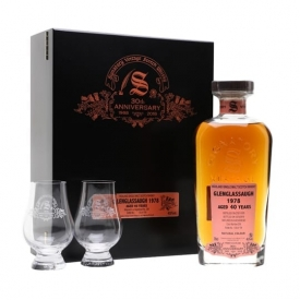 Glenglassaugh 1978 / 40 Year Old / Signatory 30th Anniversary Highland Whisky