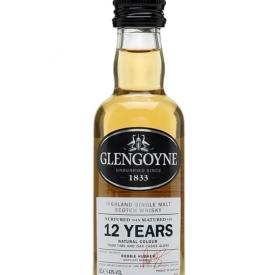 Glengoyne 12 Year Old Miniature Highland Single Malt Scotch Whisky