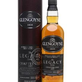Glengoyne The Legacy Series Chapter One / Bot.2019 Highland Whisky
