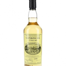 Glenkinchie 15 Year Old / Manager's Dram Lowland Whisky