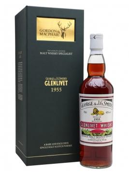 Glenlivet 1955 / Bot.2012 / G&M Speyside Single Malt Scotch Whisky