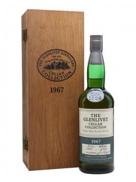 Glenlivet 1967 / 33 Year Old / Cellar Collection Speyside Whisky