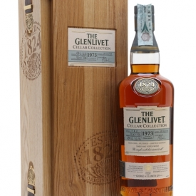 Glenlivet 1973 / Cellar Collection Speyside Single Malt Scotch Whisky