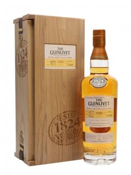 Glenlivet 1980 / Cellar Collection Speyside Single Malt Scotch Whisky