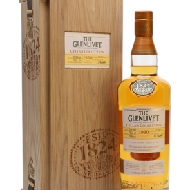 Glenlivet 1980 / Cellar Collection Speyside Single Malt Scotch Whisky